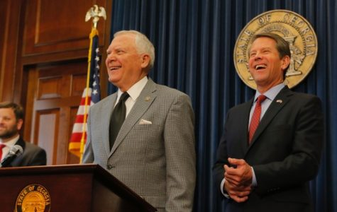 Kemp begins transition to become 83rd governor