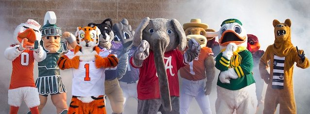 The majority of colleges have a mascot, however, the perks gained by these mascots are widely unknown.