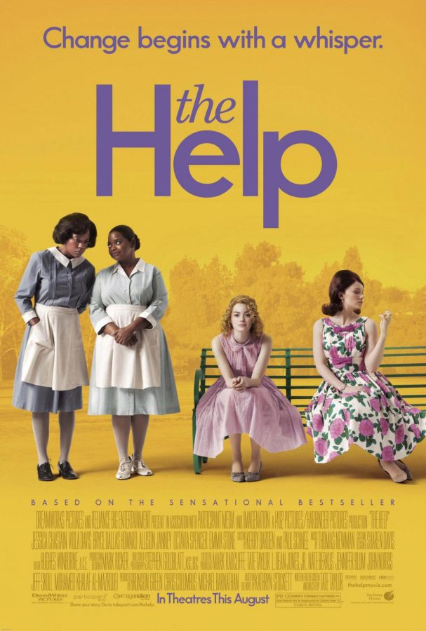 The+poster+for+the+2011+movie+%22The+Help%22+shows%2C+from+left%2C+the+characters+Aibileen+%28Viola+Davis%29%2C+Minny+%28Octavia+Spencer%29%2C+Skeeter+%28Emma+Stone%29%2C+and+Hilly+%28Bryce+Dallas+Holbrook%29.+%28Photo+courtesy+of+IMDb%29