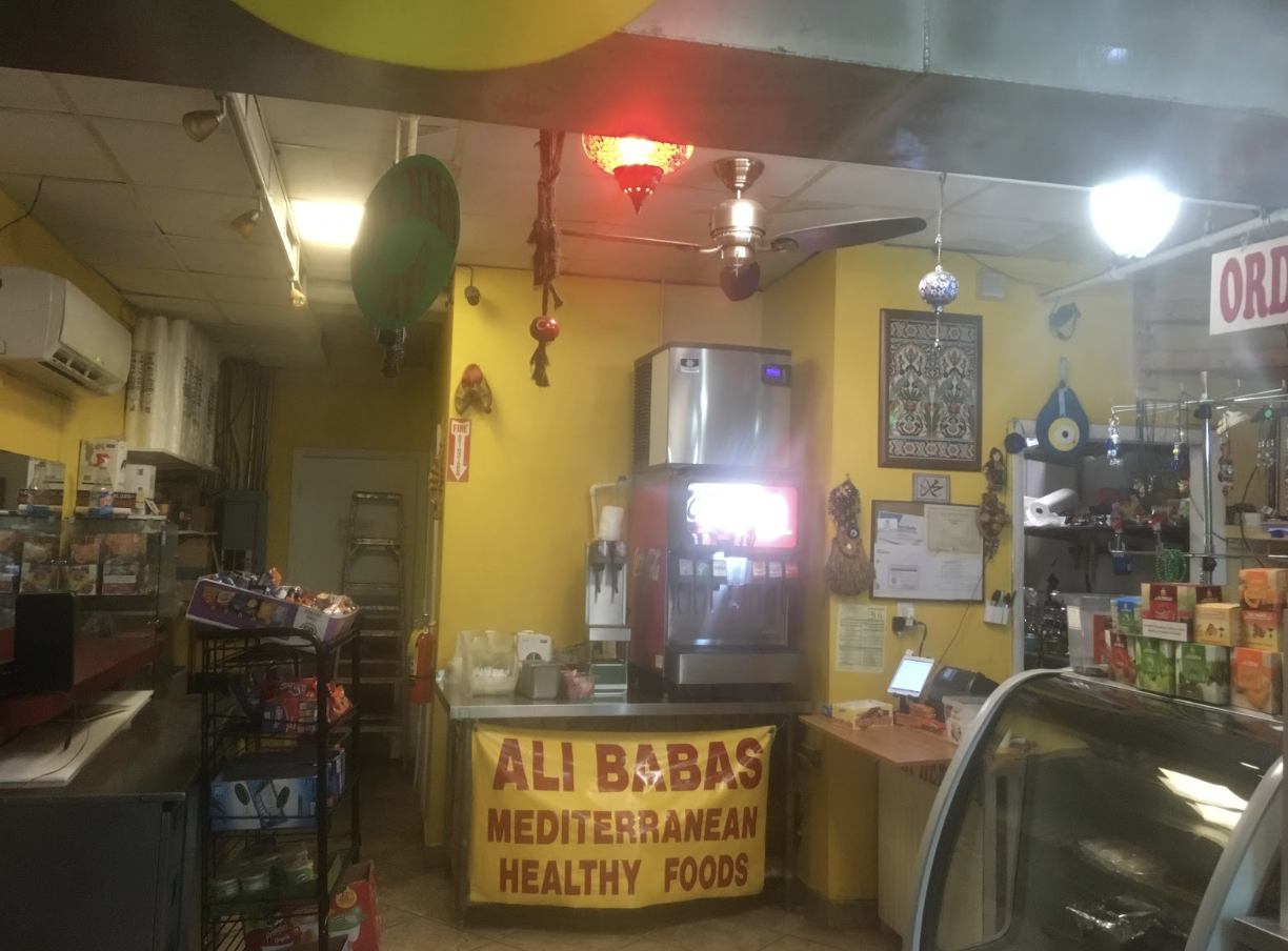 AliBaba shares affordable ethnic food with Atlanta residents.