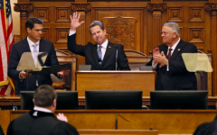Kemp focuses on budget during first address to state legislature
