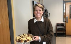 Principal bakes her way into hearts