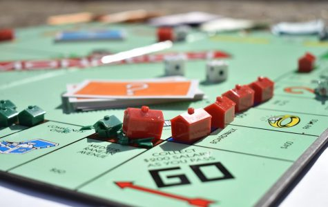 Monopoly representation of gentrification in the city of Atlanta caused by a variety of institutionalized and developmental factors.