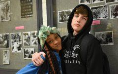 Jaylen Hunter and Reece Rowland