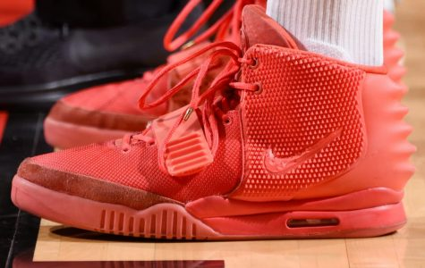 The Nike Red October basketball shoe resales for at least $3,000 online.