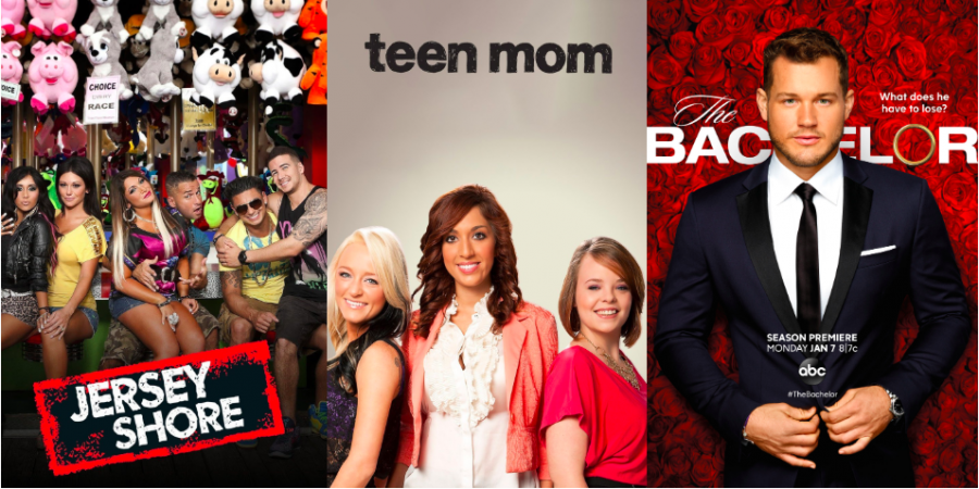 How+reality+TV+affects+teenagers