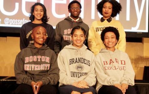 Four seniors named Posse Scholars