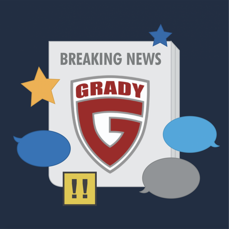 News outlets covered stories about Grady High School without having the full picture.