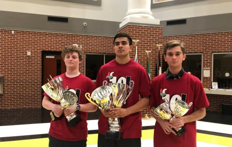 Debate continues dominance, earns tenth straight state championship win