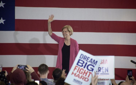 Warren shapes 2020 primary with trip to Georgia