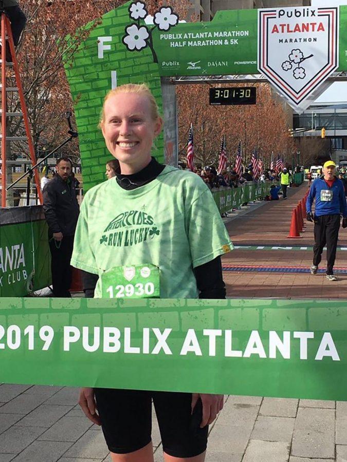 Grady alum Gracie Griffith wins Women's Publix Atlanta