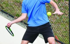 Senior Wolfe commits to Lafayette for tennis