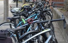 Biking remains inconvenient for students
