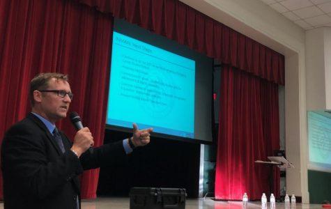 Cluster meeting brings up key issues