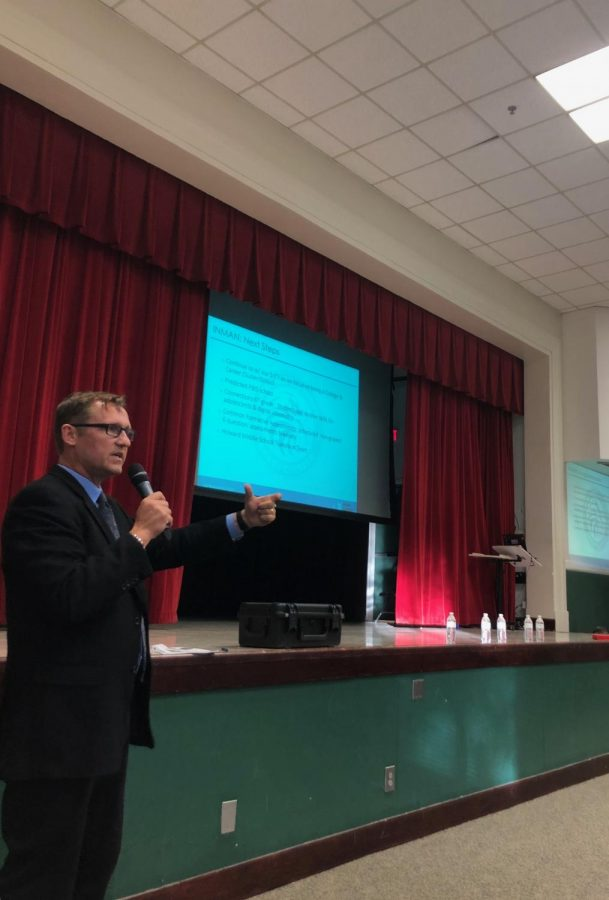 Principal Kevin Maxwell explains Inmans next steps  as the 2018-2019 school year comes to a close.