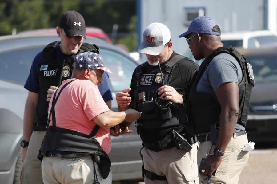 The Whole Picture: ICE Raids in Mississippi
