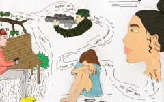 Societal issues play a role in the gun control debate