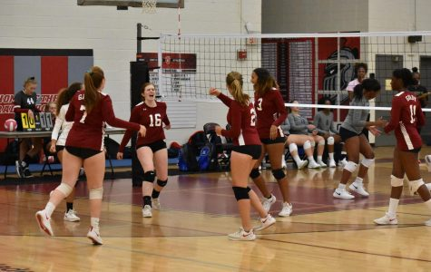 Volleyball starts 1-10, set to improve with new coach