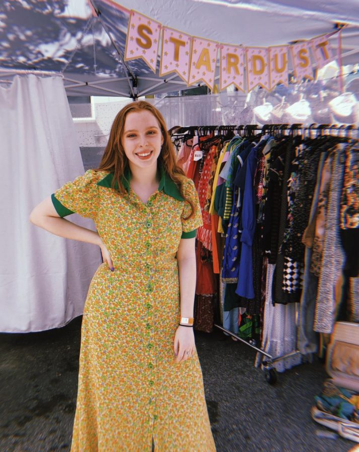 Local teen starts vintage clothing store – the Southerner Online