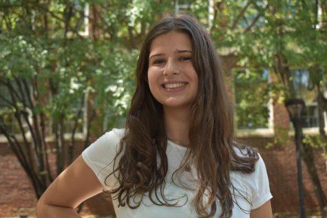 Elizabeth White, senior