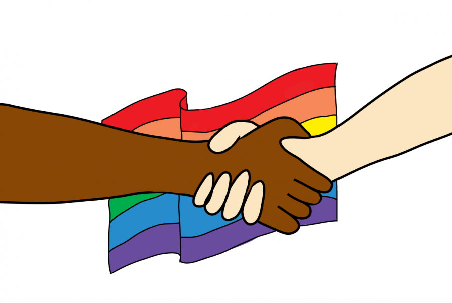 The Gay Straight Alliance focuses on making Grady an accepting environment for people of all sexualities.