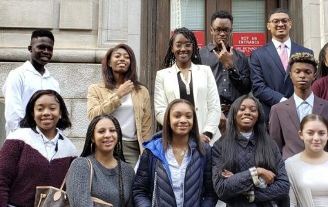 Students support attorney's efforts to get release of 73-year old mass lynching records