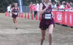 Girls cross country shows future promise