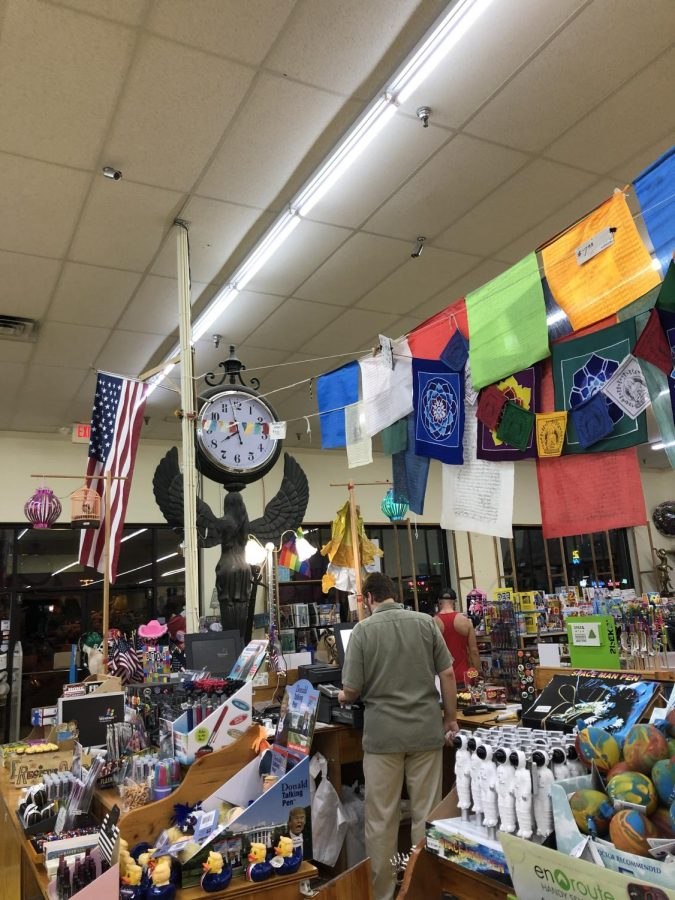 Richards Variety Store is home to rare toys and other hard to find collectables. The projected renovation of the Midtown Promenade shopping center does not include Richards due to an increase in the store's rent by a new developer.