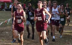 Boys cross country team starts season with high hopes