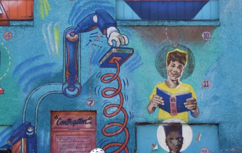 Atlanta history reflected in Downtown murals