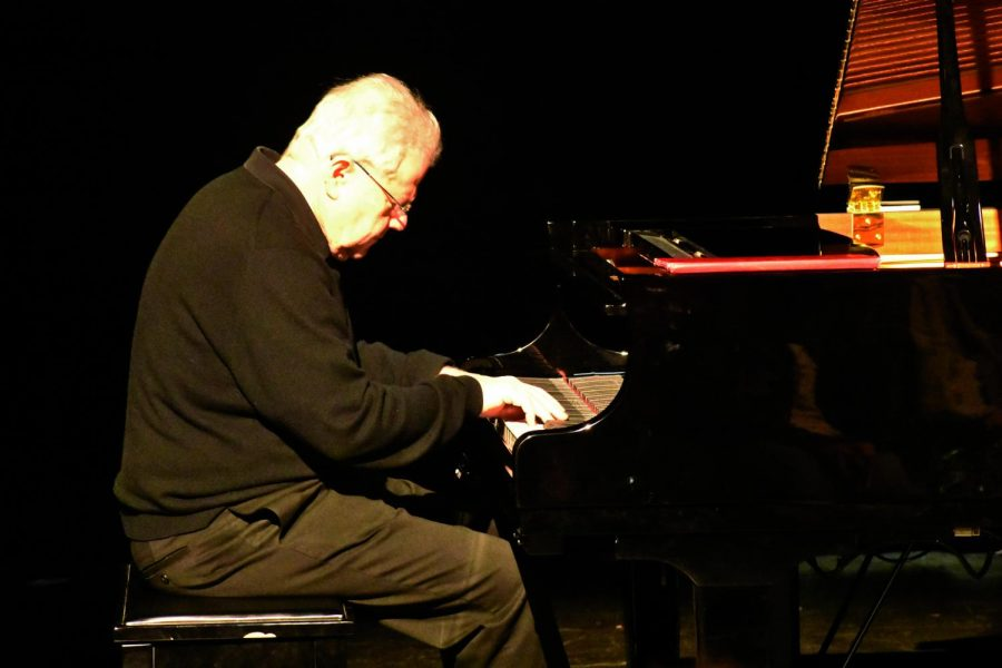 World+renowned+pianist%2C+Emanuel+Ax%2C+plays+Beethoven+in+the+Vincent+Murray+Auditorium+at+Grady+High+School.+Through+his+music%2C+Ax+has+learned+the+value+of+practice.+%0A%22You+have+to+be+as+prepared+as+possible%2C%22+said+Ax.+%22You+have+to+try.+That+may+be+the+biggest+virtue.%22+