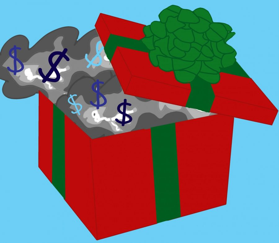 Holiday presents often have unseen detrimental effects, such as adding to waste.