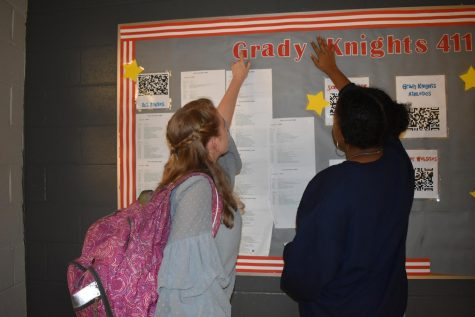 Grady alums reflect on aspirations, achievements