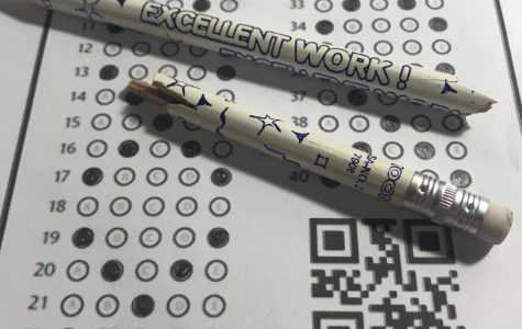 Multiple choice bubble sheets address teachers' time restraints but fail to address students' need for comprehension.