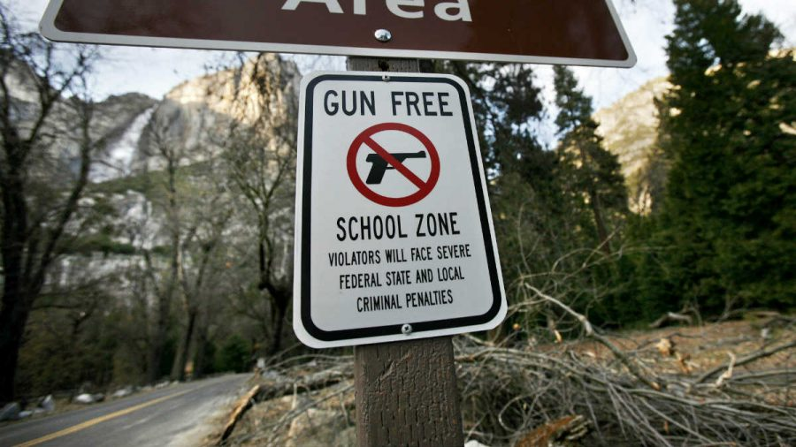 A student was arrested for bringing a weapon inside of the school today.