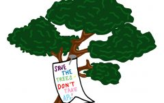 Students protest for more eco-friendly examinations
