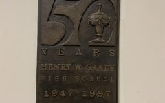 Tech High and Boys High combined in 1947 to become Henry W. Grady High School.