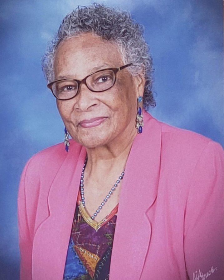 Former+U.S.+History+teacher+Dorothy+McGirt%2C+92%2C+passed+away+Easter+Sunday+from+COVID-19.