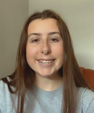 Sofia Bailey, senior
