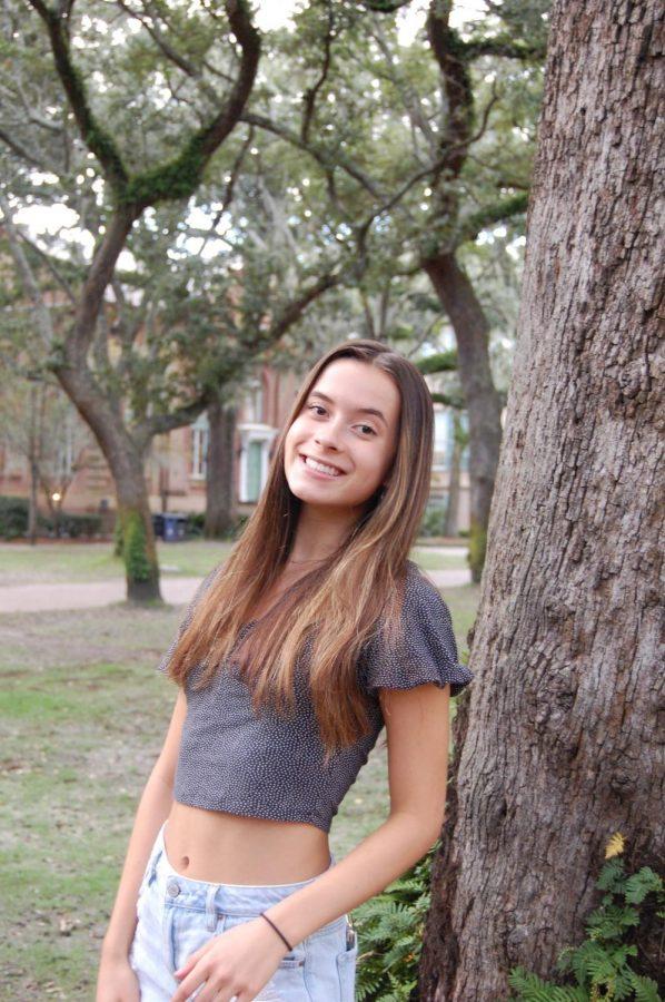 Lacey Berreth, sophomore