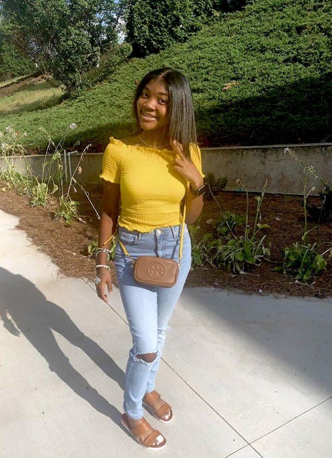 Zhariah Mitchell, sophomore