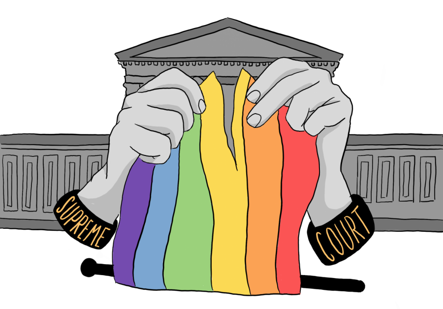 Through explicit opinions of individual justices, the newly configured Supreme Court has inserted partisan values into the issue of marriage equality.
