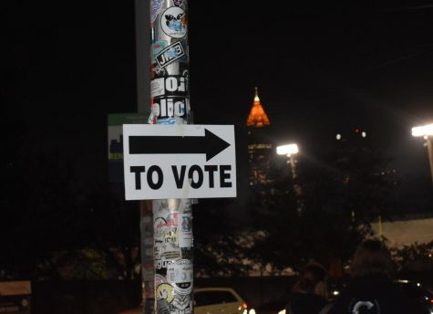 With the presidential race still too close to call, many eyes are on the City of Atlanta and its surrounding counties.