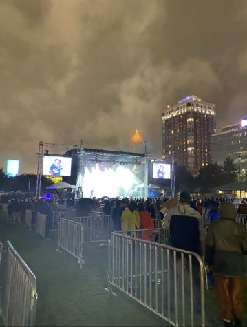 Centennial Park holds socially distanced concerts