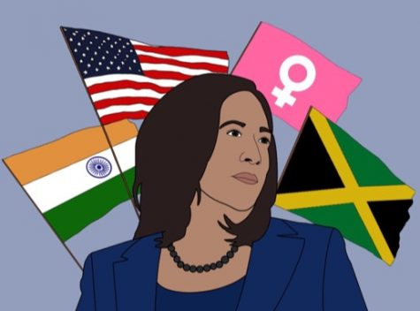 Kamala Harris will be the first woman, Asian and Black person to serve as vice president. This historical achievement has impacted women and young girls across the country, Grady students included.