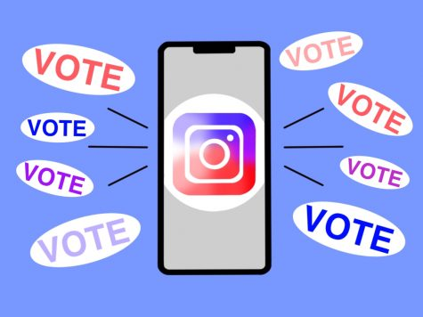 Social media is a common way for young voters to get voter information.