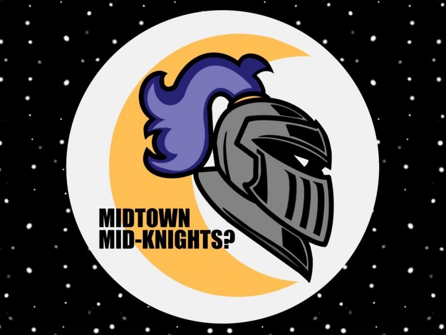 The APS Board of Education voted to finalize Midtown High School as the new name for Henry W. Grady High School.  *Disclaimer: This graphic does not represent the actual Midtown High School mascot. It is meant for illustration purposes only.