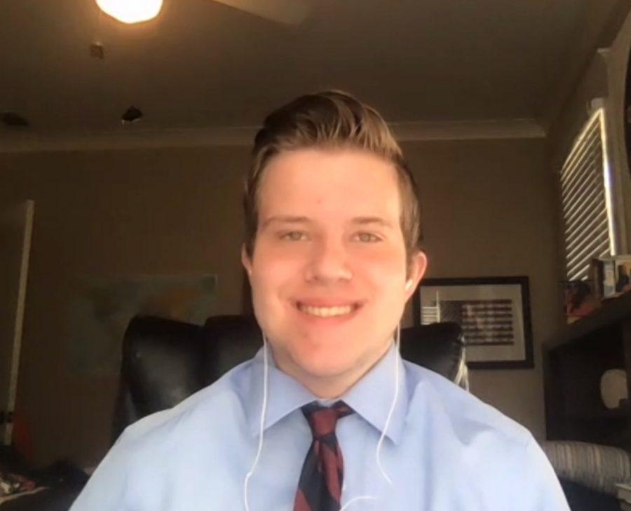 Griffin Richie, senior