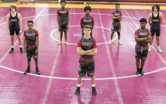 The wrestling team started the season with eight athletes. However, after getting hit hard by the COVID-19 pandemic, the team was only able to send two of them to the Georgia High School Association Traditional Wrestling State Championship.