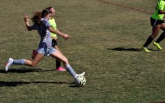 Cate Barton has participated in club teams this year such as Inter Atlanta FC and AAU basketball. The postponing of middle school sports until the fall of 2021 has sparked some concerns about the ways Grady's sports teams will receive this impact, but others think the playing field will even out quickly.
